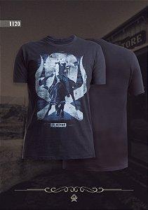 Camiseta Ox Horns Masculina Preta 1120