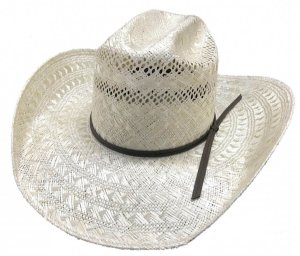 Chapéu Eldorado Sisal Cattlemam Ec837