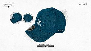 Boné Os Moiadeiros Azul Profundo BM190203