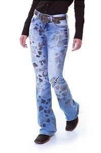 Calça Jeans Zenz Western Cow Zw0119004