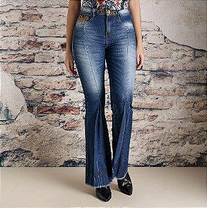 Calça Jeans Minuty Feminina Flare 201837