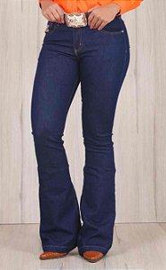 Calça Jeans Os Vaqueiros Feminina Amaciada 3033