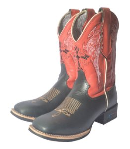 Bota Smith Brothers Feminina Preto 200519