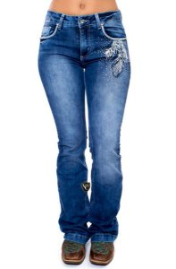 Calça Jeans Miss Country Soul