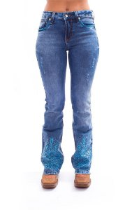 Calça Jeans Miss Country Agata