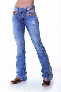 Calça Jeans Zenz Western James Zw0119009