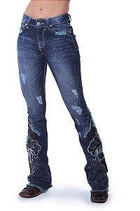 Calça Jeans Zenz Western Stockyards Zw0219037