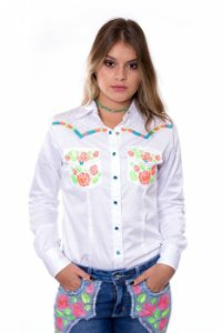 CAMISA MISS COUNTRY FEELINGS ADULTA