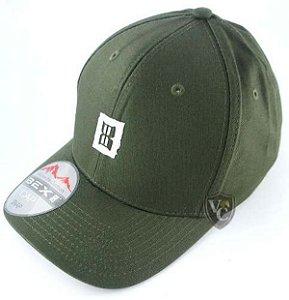 Boné Bex Importado Snapback Verde Musgo Bx004