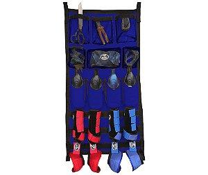 Bolsa Boots Horse Organizadora Azul Marinho
