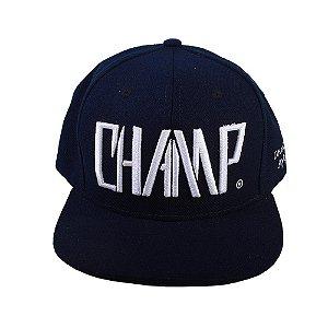 Bone Champ Azul Marinho Chp100128