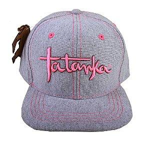 Bone Tatanka Cinza Ttk100127