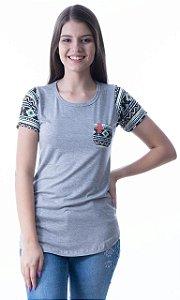 Camiseta Tatanka Baby Look Feminina ttks010