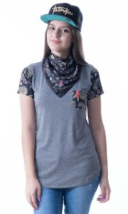 Camiseta Tatanka Baby Look Feminina ttks012
