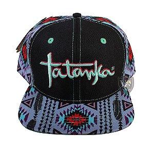 Bone Tatanka Aba Navajo Ttk100158