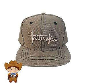 Bone Tatanka Marrom Infantil Ttk100191