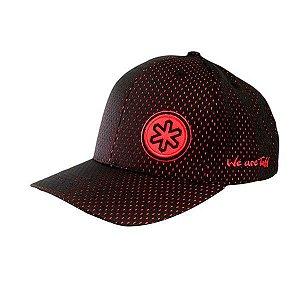 Bone Preto Circle Red 0793
