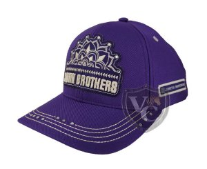 Bone Smith BrothersRoxo com Estras SBBN026