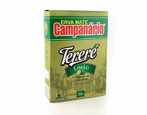 Erva Mate Tereré Campanário Limão 500g