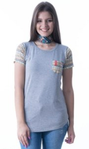Camiseta Tatanka Baby Look Feminina ttks019