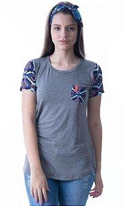 Camiseta Tatanka Baby Look Feminina ttks022
