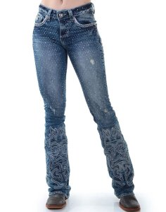 Calça Jeans Zenz Western Cool ZW0120058
