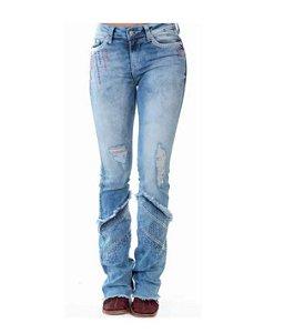 Calça Jeans Zenz Western Botsuana Zw0419014