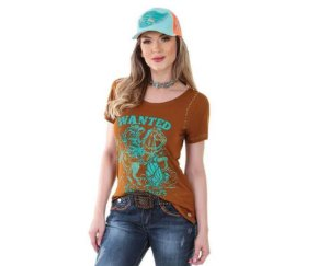 Camiseta Zenz Western Country ZW0120046