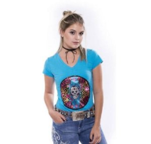 Camiseta Miss Country Eclipse 300460
