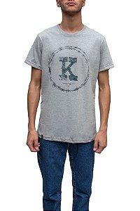 Camiseta King Farm Masculina Mescla GCM109