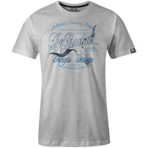 Camiseta Gringas Gunmetal The Rockies 9040