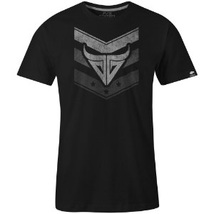 Camiseta Gringas Black Brave Shooter 8050