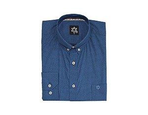 Camisa Tuff Masc ML Azul Marinho SL1474