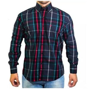 Camisa Tuff Masc ML Xadrez SL1041L