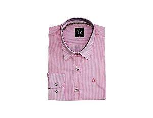 Camisa Tuff Fem ML Rosa SL1466