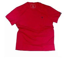 Camiseta Tuff Masc Basica Vermelho TS1294