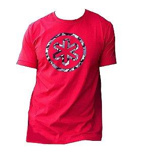 Camiseta Tuff Masc Vermelho Circle TS0474