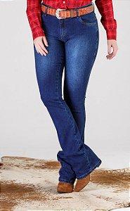 Calça Jeans Minuty Feminina Boot Cut 95028