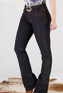 Calça Jeans Minuty Feminina Boot Cut 19522