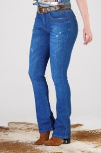 Calça Jeans Minuty Feminina Boot Cut 19571
