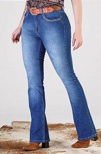 Calça Jeans Minuty Feminina Boot Cut 19572