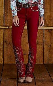 Calça Jeans Minuty Feminina Boot Cos Medio 20616
