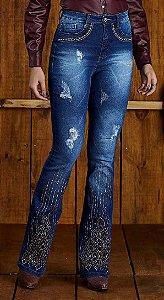 Calça Jeans Minuty Feminina Hot Pant 20631