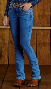 Calça Jeans Minuty Feminina Boot 20629