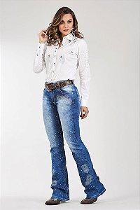 Calça Jeans Docks Pavão 2620