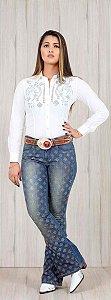 Calça Jeans Os Vaqueiros Pedra Navajo 19000
