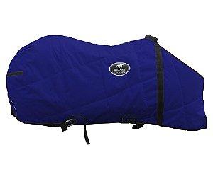 Capa Protetora de Frio Boots Horse Azul Marinho