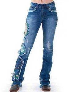 Calça Jeans Zenz Western Apache ZW0120060