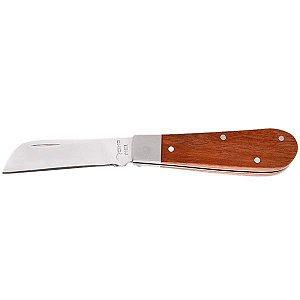 Canivete Cabo De Mad. Pequeno Aço Inox 140