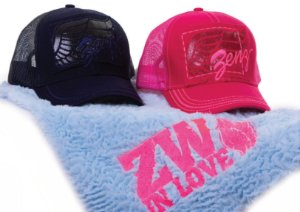 Kit Boné Zenz Western Wing In Love Zw0220040